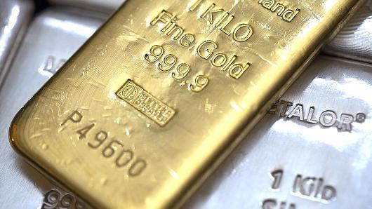 金价创五周最大跌幅,美元复苏或打压金价至1200美元