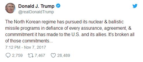 """""""任何怀疑美国的实力和决心的人都应该看看我们过去的经历。你将不再怀疑。"""""""